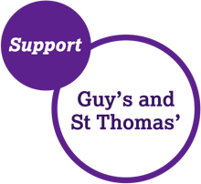Guys St Thomas Logo