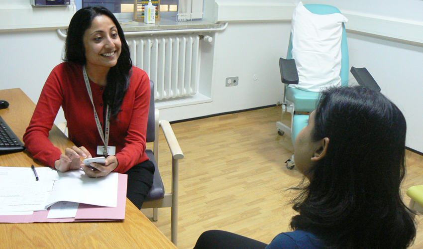 Innovative new app to help cancer referrals