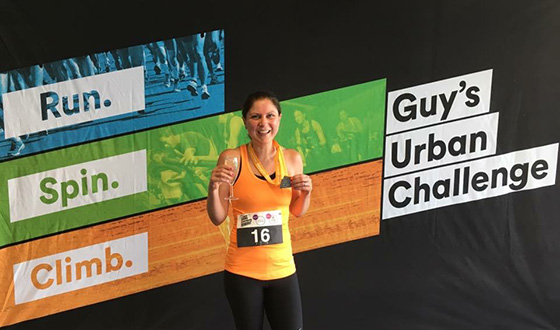 Urban Challenger's story: Sue Coates