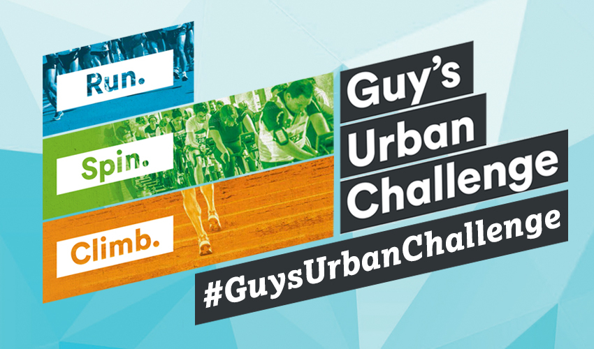 Guy's Urban Challenge 2019... keeping you posted