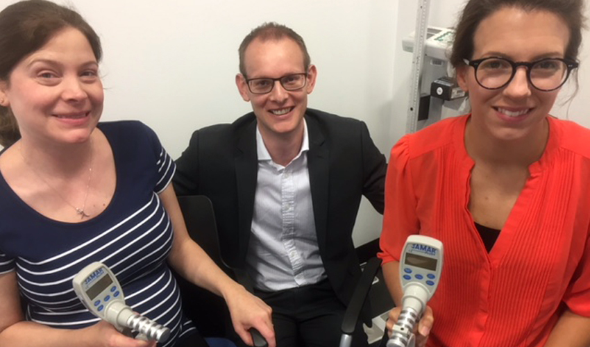 New equipment for assessing cancer patients
