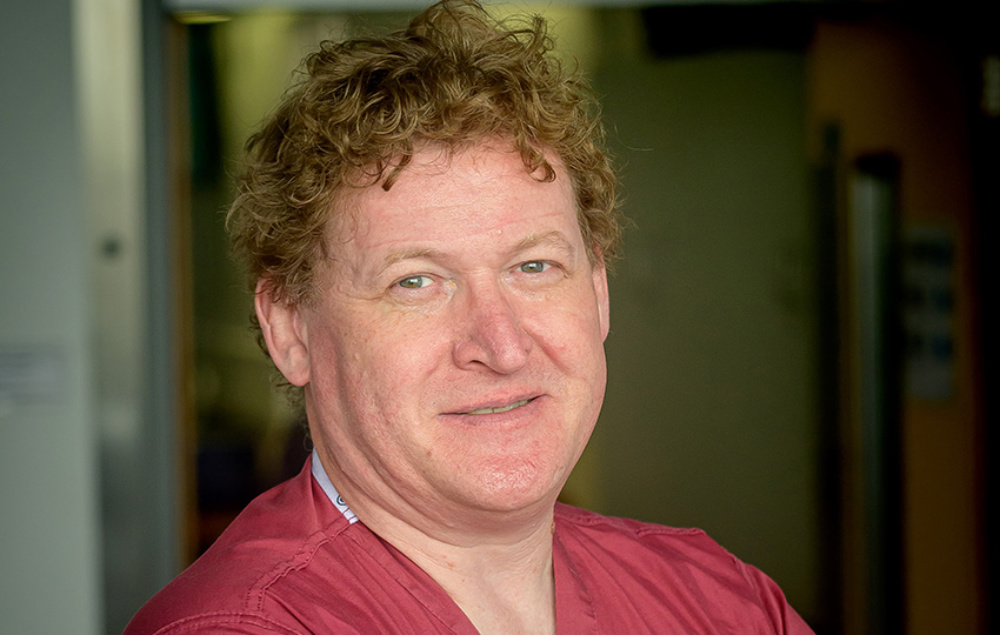 Professor Nick Hart, clinical director of respiratory, sleep and critical care at Guy's and St Thomas'