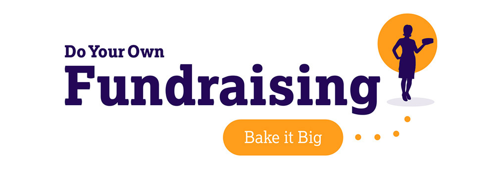 Do your own fundraising and Bake it Big