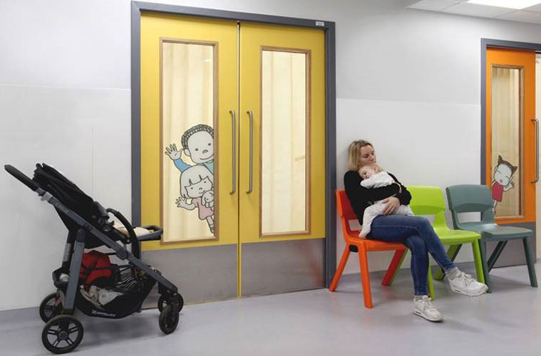 Taking the 'ouch' out of A&E for kids at St Thomas'