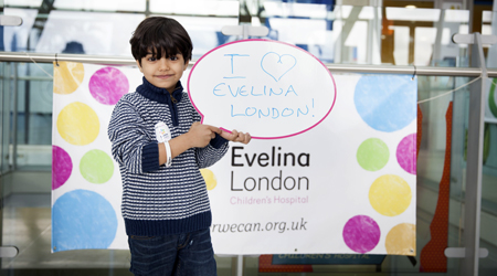 Evelina London Children's Hospital
