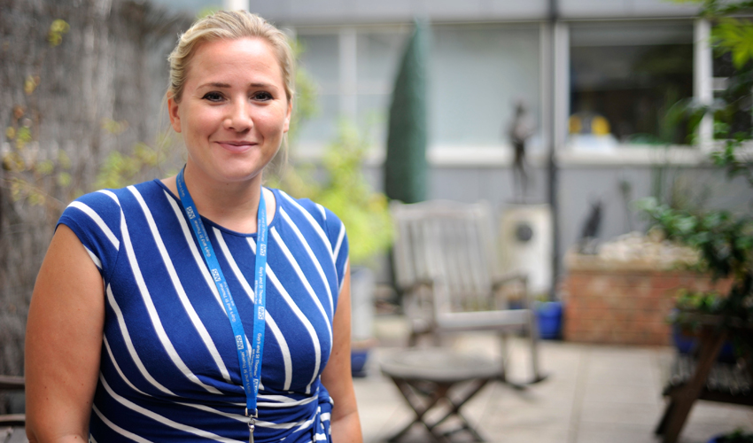 Extra support for respiratory patients